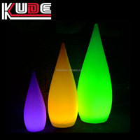 16 Color change battery led floor lamp rechargeable floor lamp led