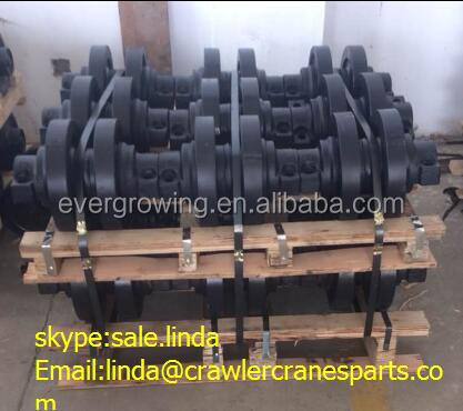 Top roller /Upper Roller/Carrier roller for IHI CCH500 Crawler Crane