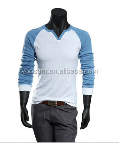 Men 39 s t shirt 80 cotton 20 polyester t shirts full hand for Full hand t shirts for womens