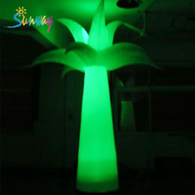 Sunway Funny Lighting Inflatable Tree Inflatable Decoration