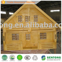 prefabracated movable wooden house model