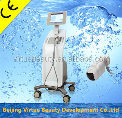 Latest Medical high intensity focused ultrasouond hifu beauty/factory price hifu shape slimming machine