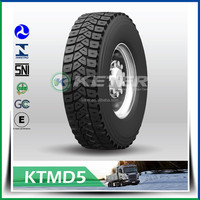 2015 High Performance truck tyre lower price qualified TBR tyre 1100-22 bias truck tyre weight