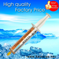Gold Thermal Heatsink Grease Silicone Paste