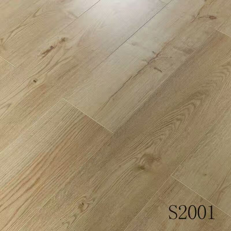 wood grain 12mm engineered type laminate flooring