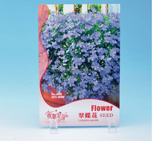 flower plant seed packing bag, plastic bag, aluminum foil seed bag