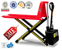 Electric High Lift Scissor Pallet Truck JE6810