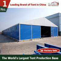 Used Customized Warehouse Buildings Tent for Sale