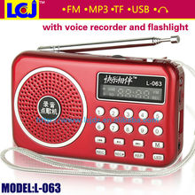 L-063 mini usb portable speaker micro sd/tf music player