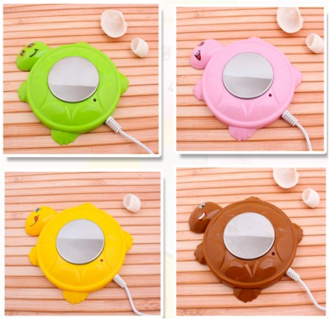 New Style Desktop USB Electric Heat Insulation Plate Coffee Warmer Tea Mug Warmer Beverage Warmer