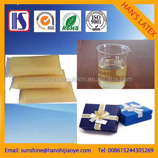 Book Binding Jelly Glue/Animal Safe Glue/Cake Glue hot melt glue for paper box paste