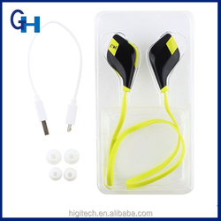 HiGi christmas gift tags bluetooth earphone and earbuds