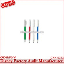 Disney Universal NBCU FAMA BSCI GSV Carrefour Factory Audit Manufacturer Office Use Stainless Muji Pen