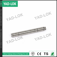 "YAD-LOK High Pressure 2""OD Forged Stainless Steel Thread Hose Pipe Fittings Nipple"