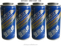 diameter45mm aerosol lubricant can for lubricant packaging