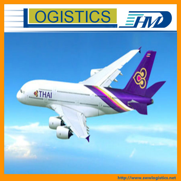 Cheap air freight rates from China freight forwarder to Thailand