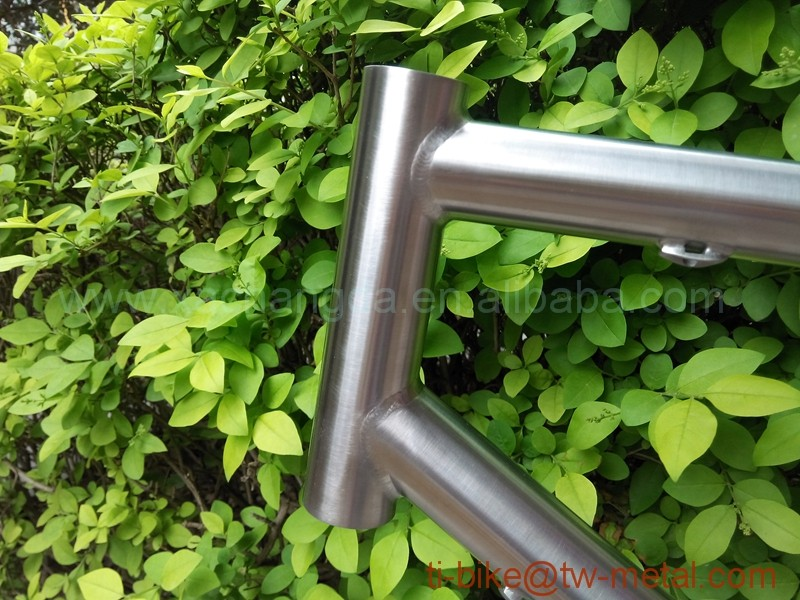 XACD made titanium mountain bicycle frame Ti mtb bike frame for electric bikes titanium mtb bike frame 29er