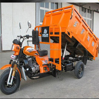 150cc heavy loading Three Wheel/three wheel cargo motorcycles/water cooling engine tricycle made