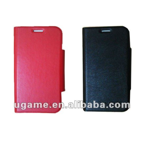 leather groove flip case for samsung galaxy s3 i9300
