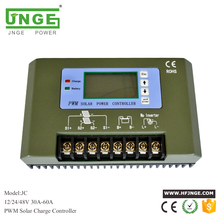 60A 12v solar panel charge controller for solar lighting system