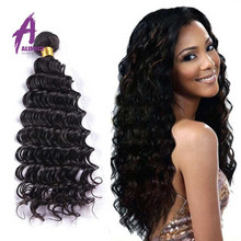 Thick Bottom Unprocessed Hair Aliexpress Loose Deep Wave Virgin Hair
