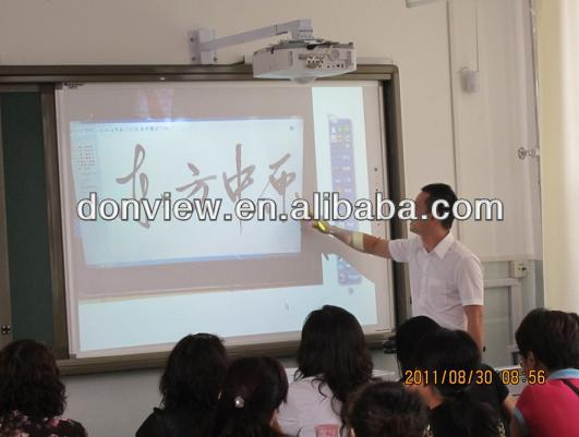 2014 New style interactive led flat panel, smartboard for education