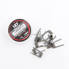 Original UD Alien Coil High Quality E-Cigarette Coil produced with 26GAx3 wire and 32GA KA1 wire for E-Cigs Atomizer