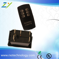 Waterproof blue Light laser etched reset Rocker Switch ON/OFF Car