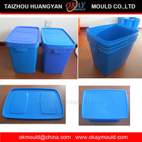 air tight Plastic injection food container mold