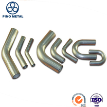 Car stainless steel exhaust pipe bending