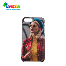 3d sublimation cell phone case for iphone 7 plus