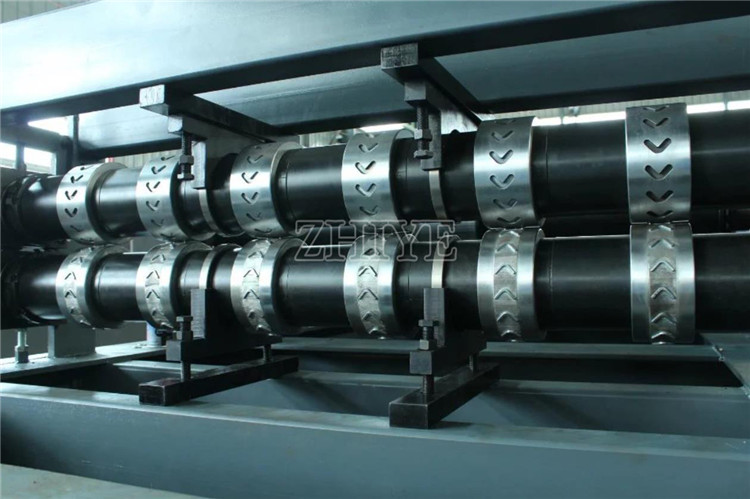 Steel Equipment Steel Deck Making Machine Laminate Flooring Production Machines