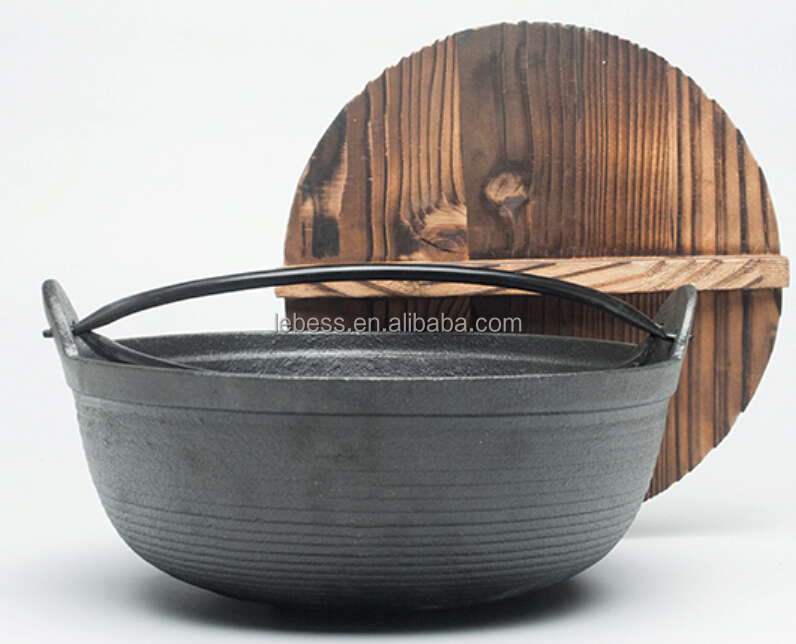 hot sale Cast Iron soup pot Stew Fire Pot