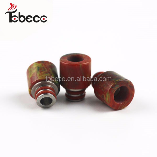 Tobeco wholesale Epoxy resin 510 drip tip high quality Epoxy resin 510 drip tip best price Epoxy resin 510 drip tip