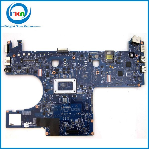 Laptop Motherboard GMC48 For Dell Latitude E6220 Core i3-2310M 2.1Ghz