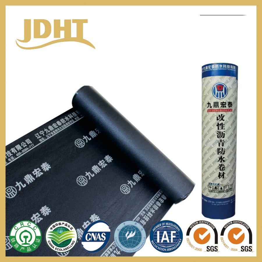 M006 JD-211 SBS modified bitumen Roofing waterproof roll