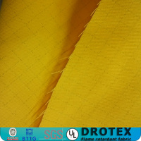 EN standards fire retardant antistatic oil water repellent fabric for safety workwear