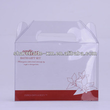 Transparent Clear PVC Plastic Box For Packaging Power Supply