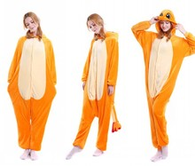 wholesale warm fleece animal pajamas cheap sexy adult onesie