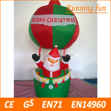 Merry Christmas outdoor christmas decorations, christmas decorating, led lighr inflatable sonwman