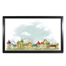 43 Inch Touch Indoor Wall Wireless 3G Wifi HD LCD Advertising Screen