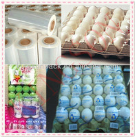 pof shrink film for egg packaging