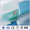 Zhongding Grade A 4mm/5mm/6mm/8mm/10mm/12mm double wall polycarbonate hollow sheet
