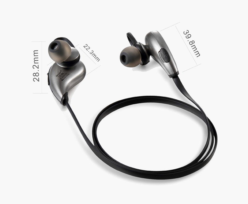 waterproof sport bluetooth 4 0 earbud headset for swimming buy waterproof b. Black Bedroom Furniture Sets. Home Design Ideas