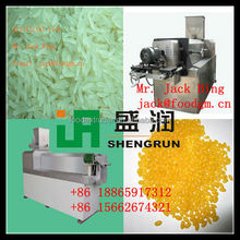 new tech Artificial Rice/Nutritional Rice Extruder Making Machine