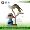 Factory wholesale crazy selling cat climbing column tree scratching post toy cat tree