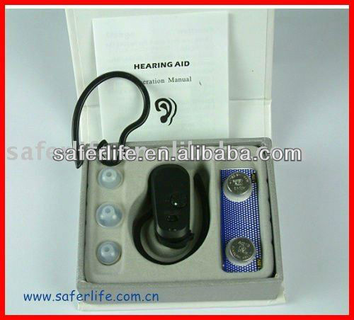 CE FDA APPRVE Electronics Rechargeable Adjustable Blue Tooth Amplifier Hearing Aid