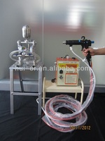 electrostatic portable manual paint spray gun