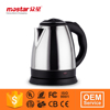 Hot sale SS electric whistling tea kettle