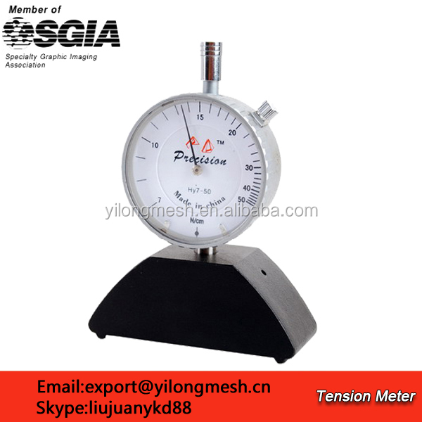 Screen Printing Tension Meter